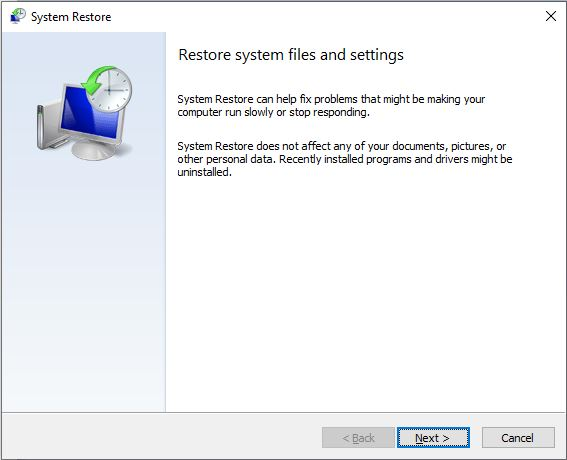 Finish_System_Restore